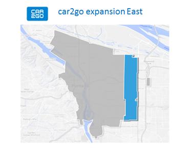 car2go expansion