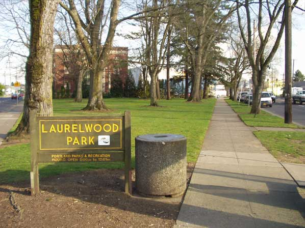Laurelwood Park is Getting a Makeover